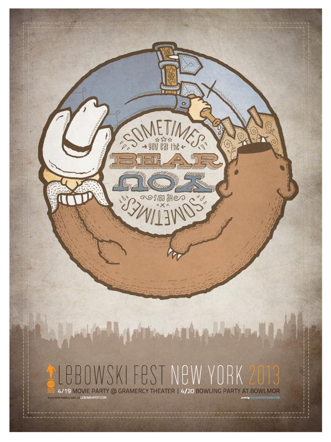 LebowskiFest NY 2013
