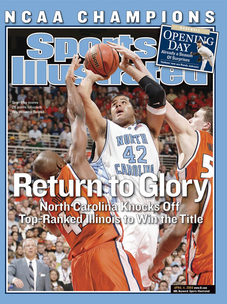 UNC 2005 National Champs!